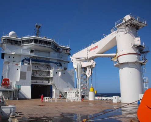 A-400-tonne-MacGregor-subsea-crane-on-board-North-Sea-Shippings-North-Sea-Giant-has-a-similar-design-with-the-main-AHC-winch-installed-under-deck